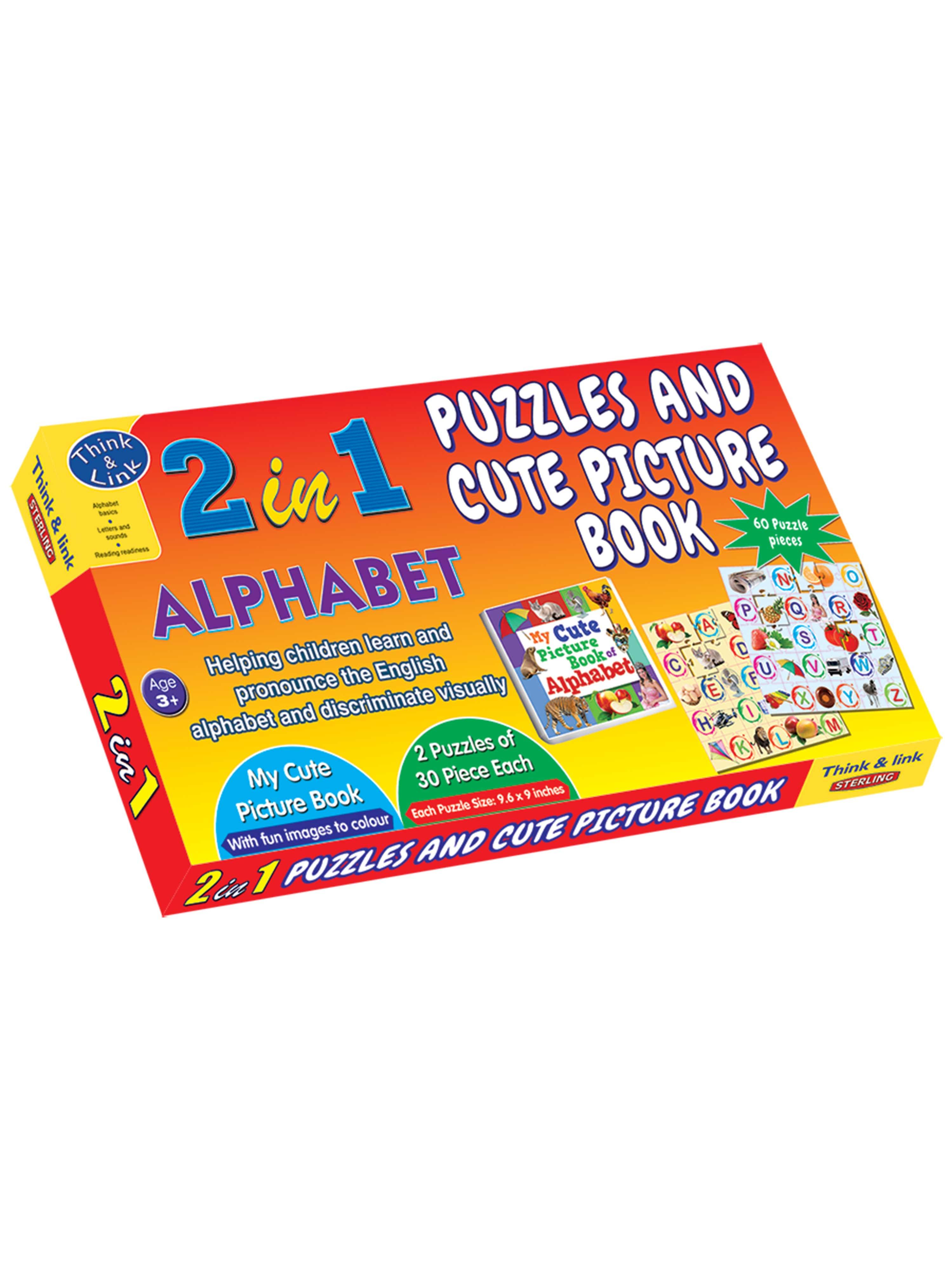 2in1 Alphabet
