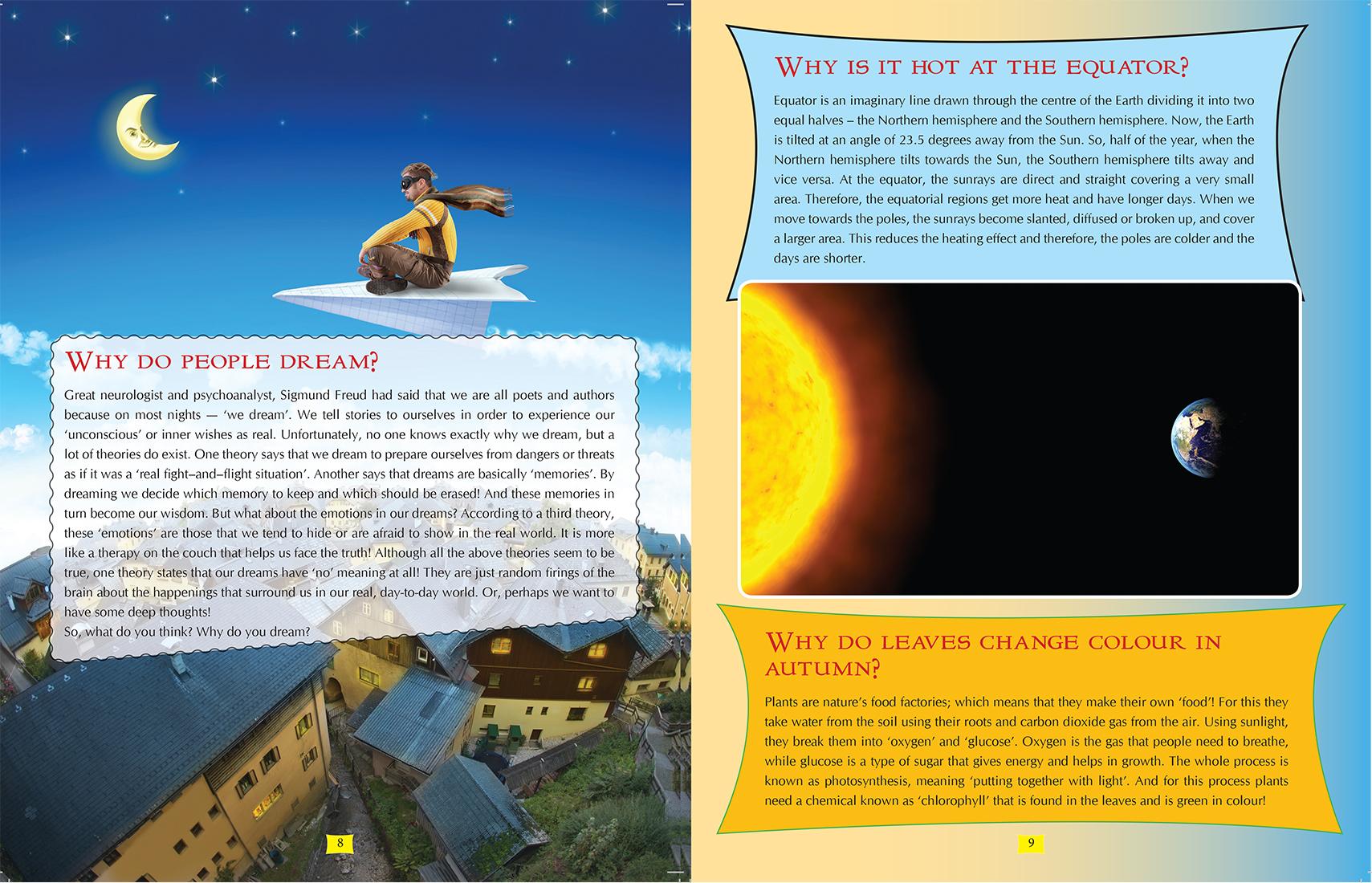 Children's Encyclopedia Amazing Facts