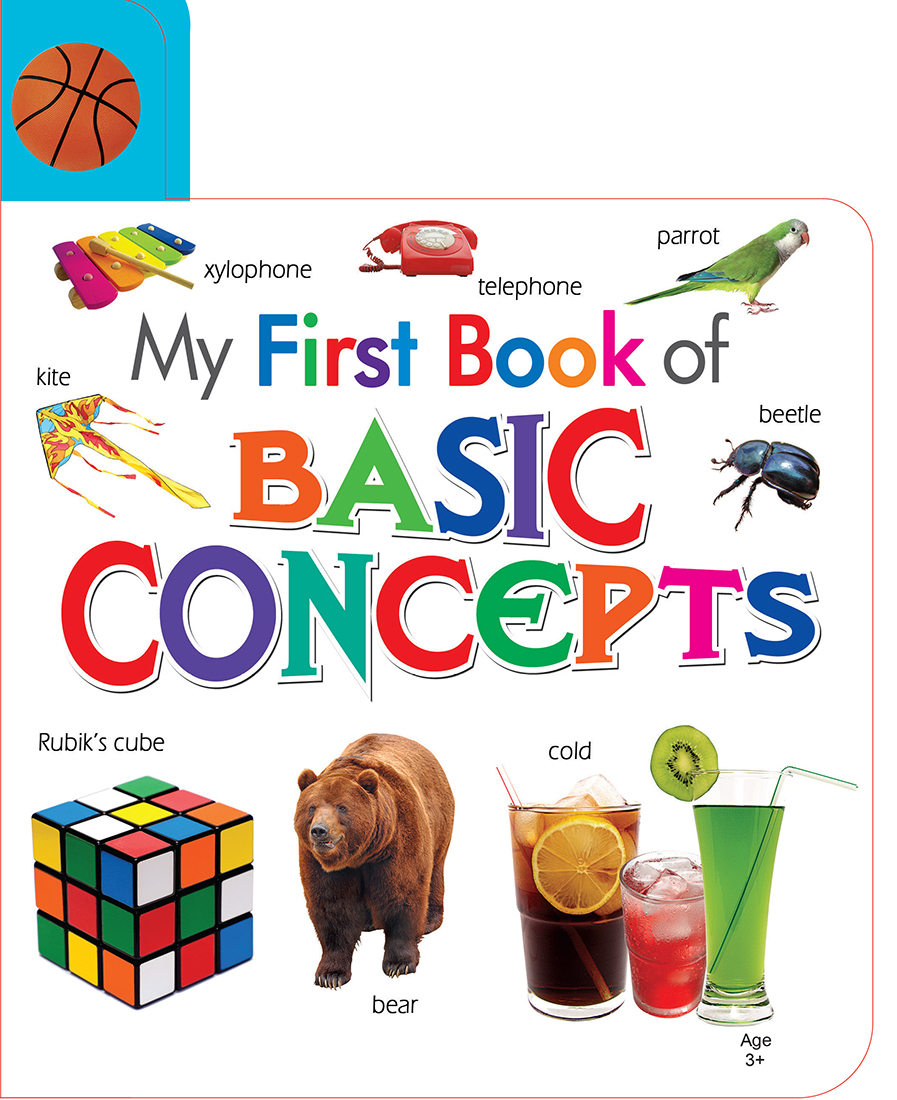 My First Book of Basic Concepts