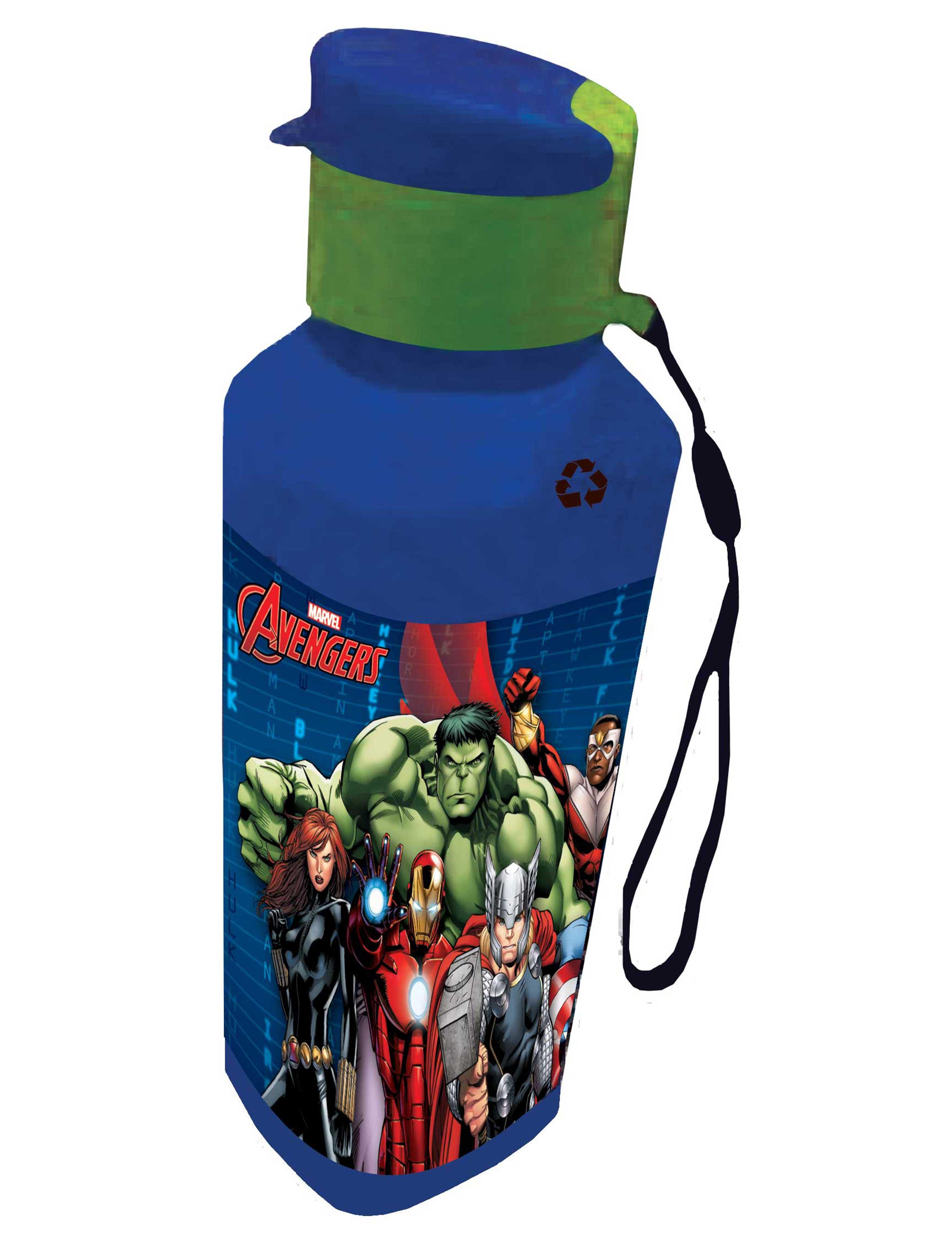 Avengers Water Bottle