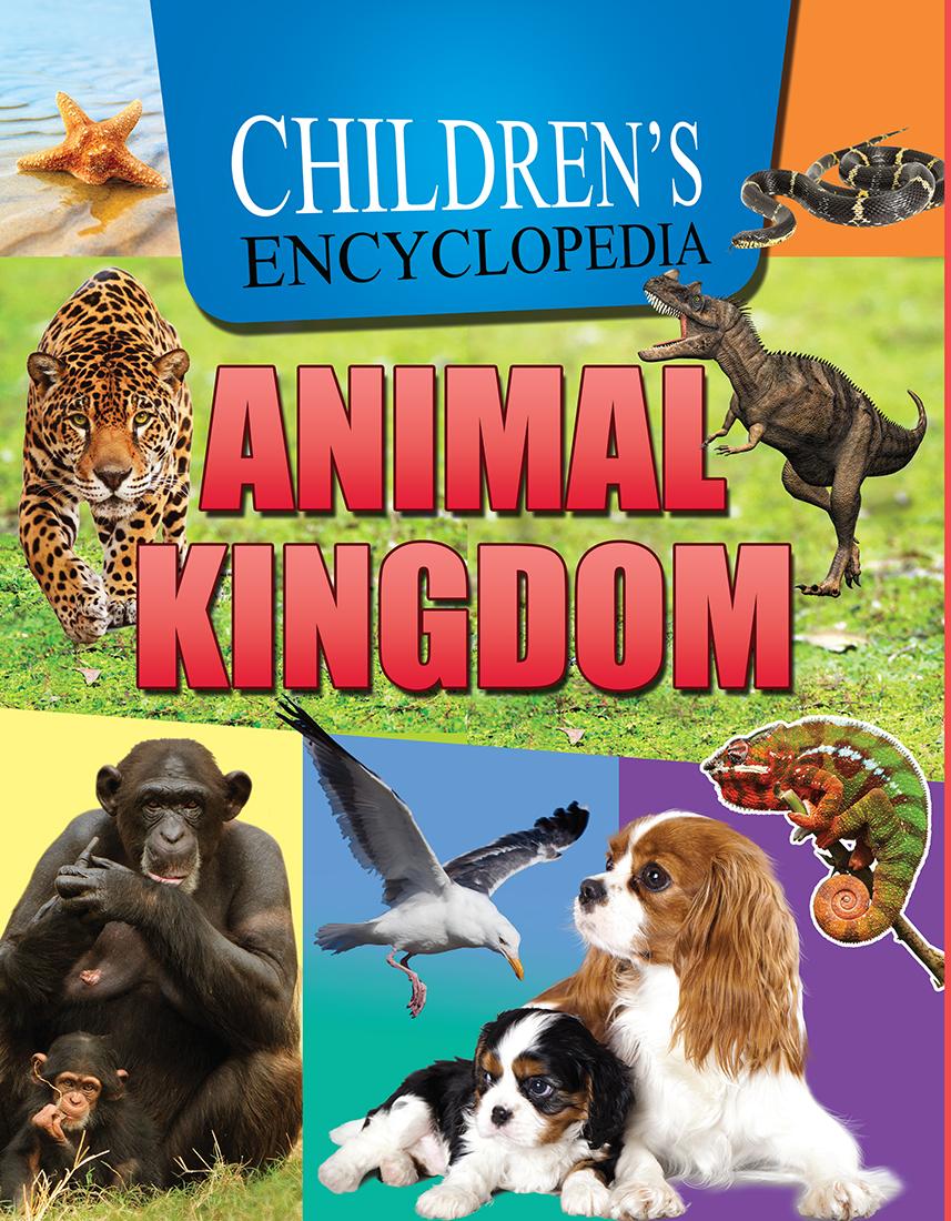 Children's Encyclopedia Animal Kingdom