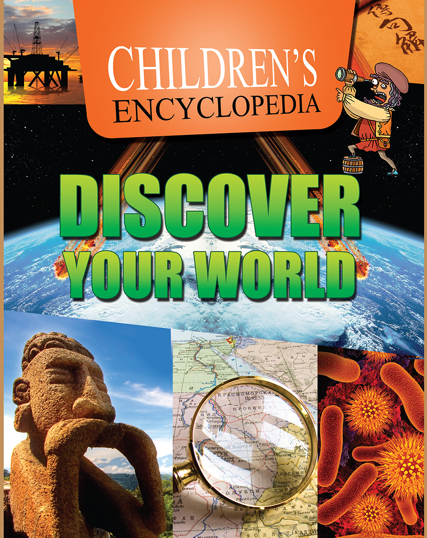 Children's Encyclopedia Discover your World