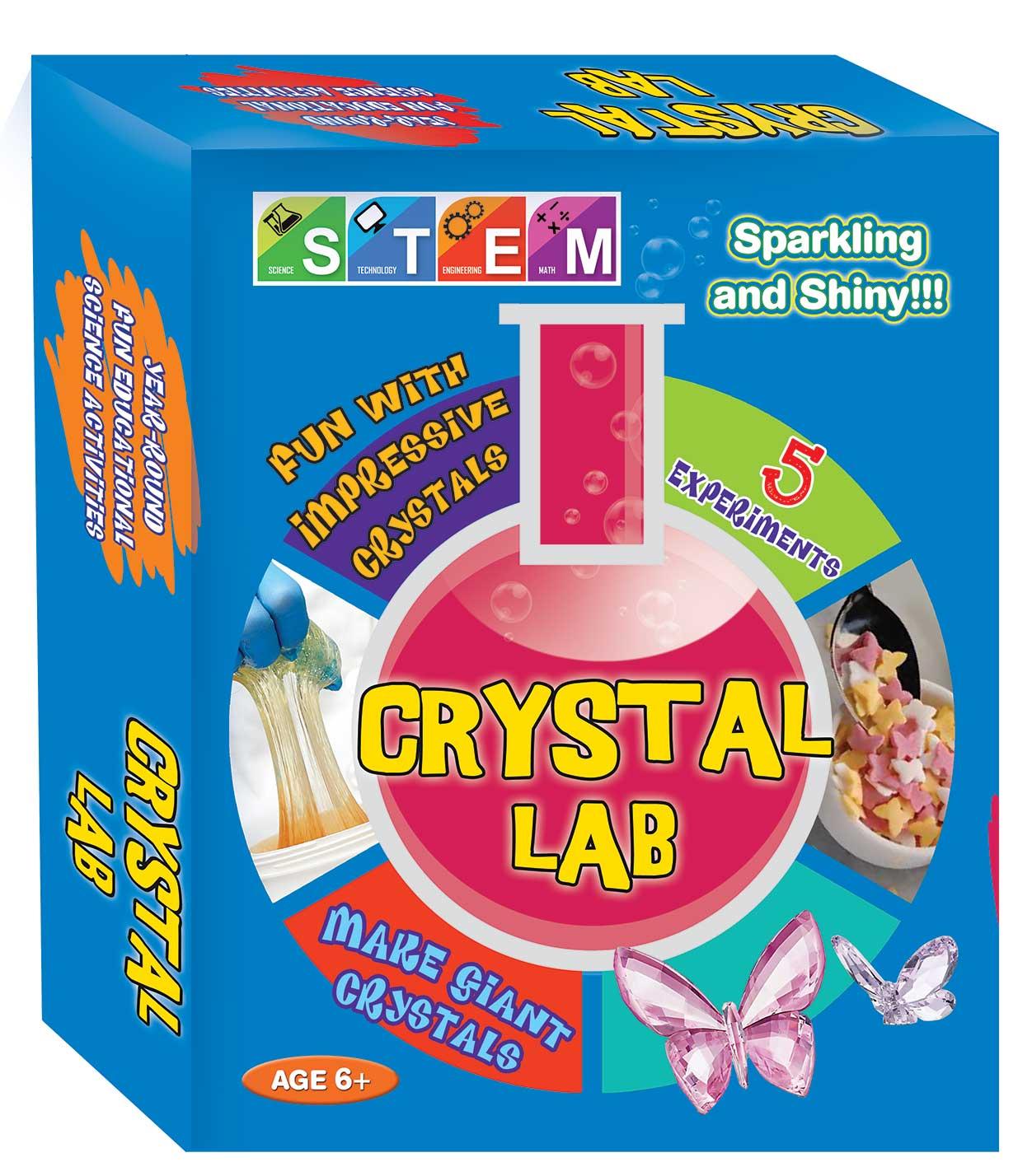 STEM Crystal Lab