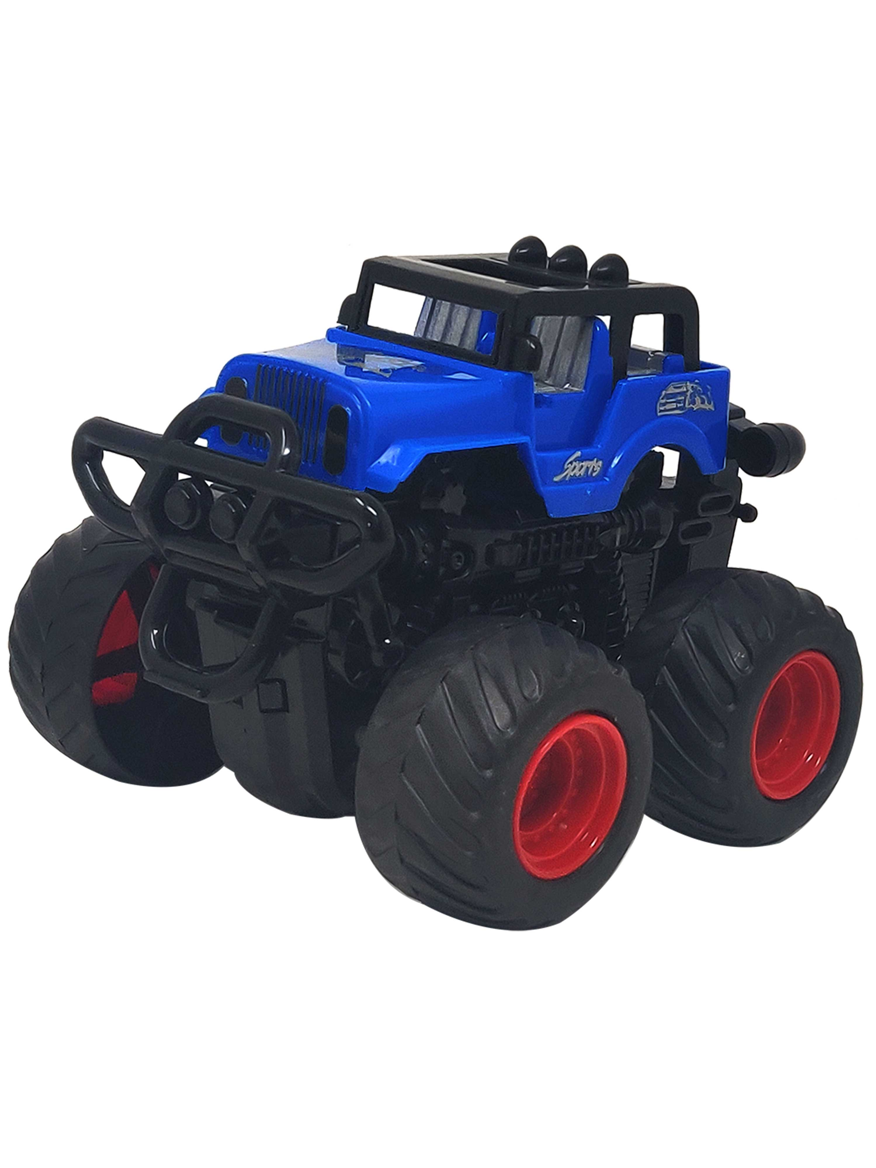 Friction Cars-Jeep