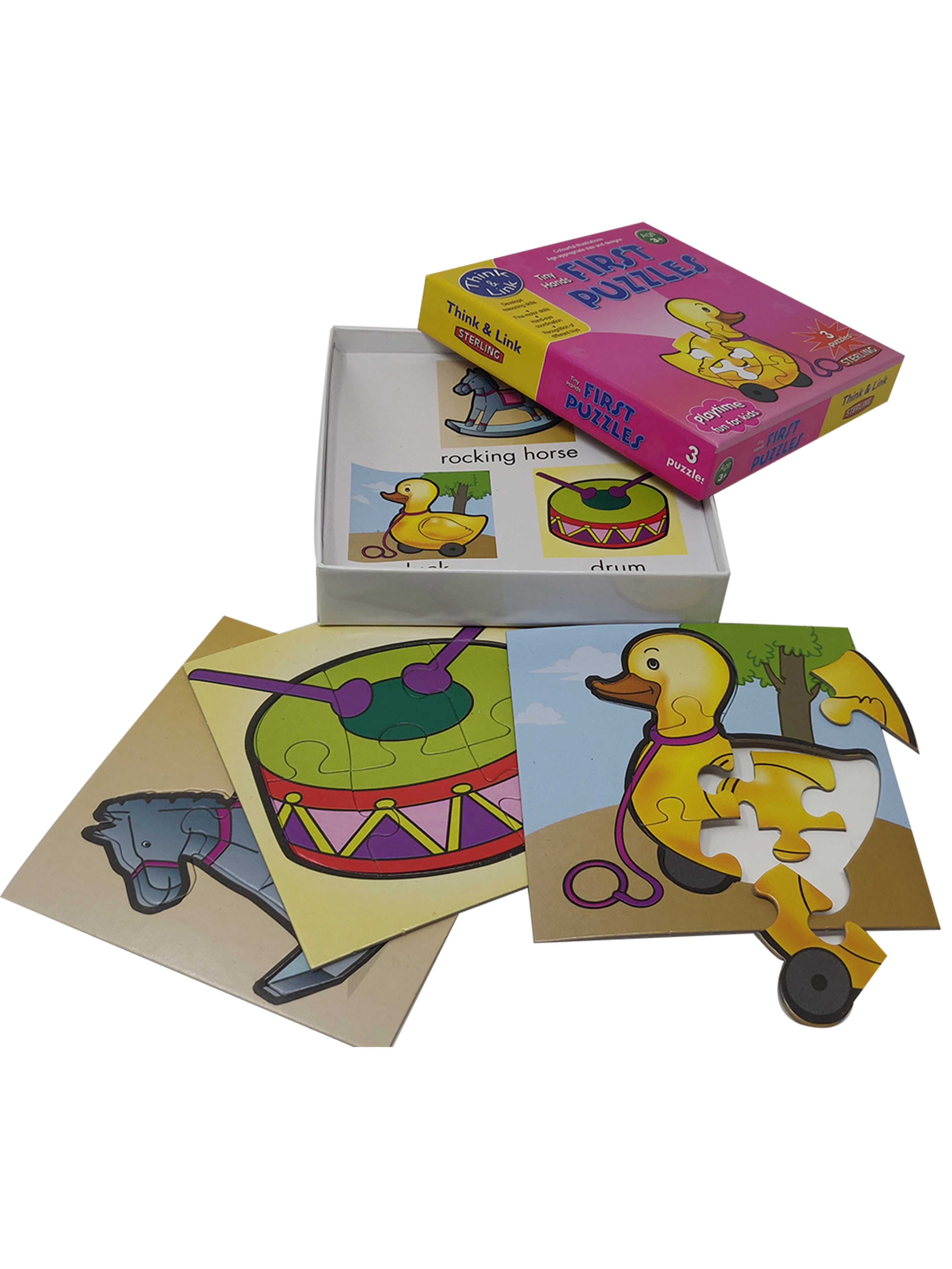 First Puzzles-Toys