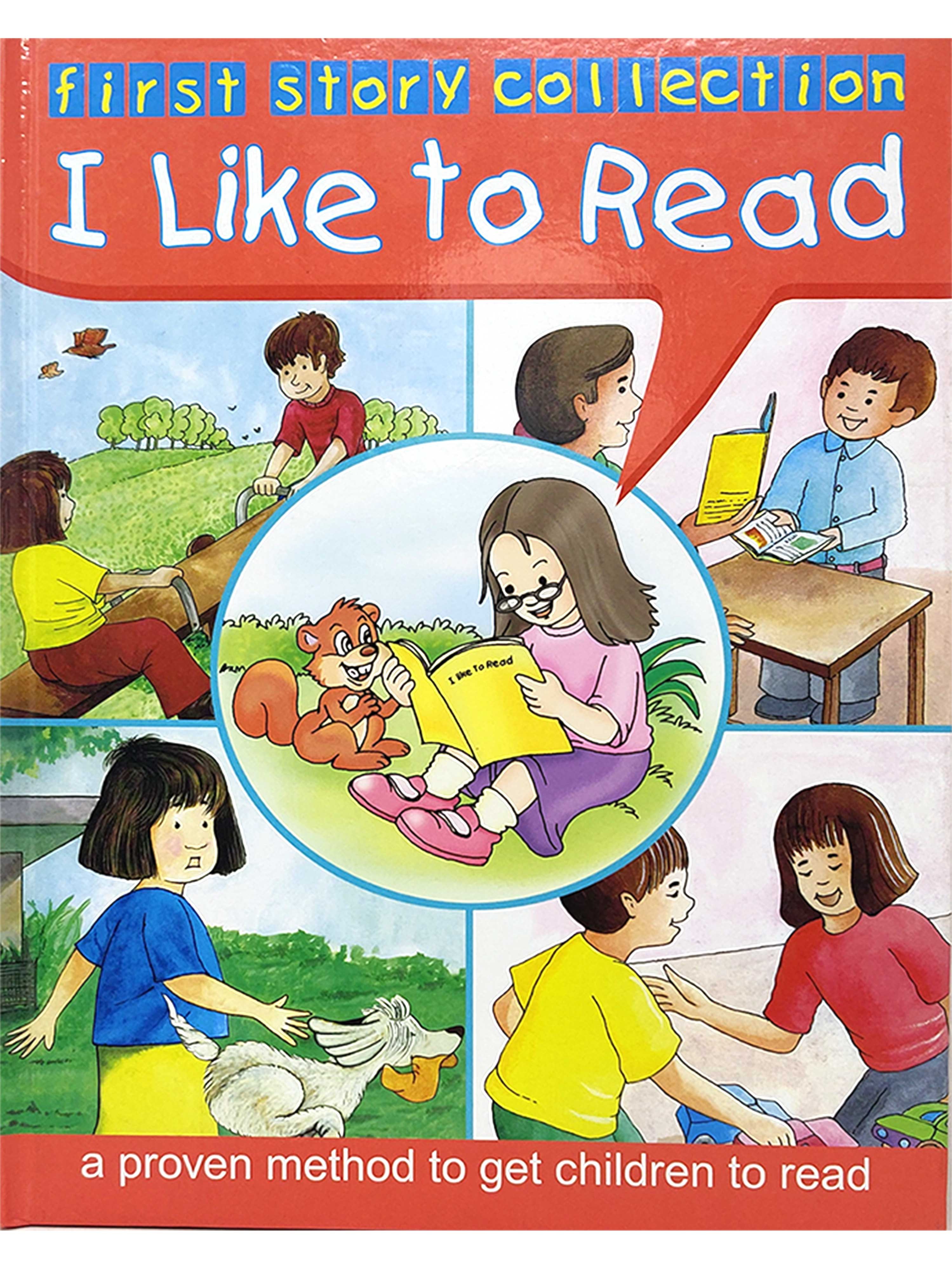 Storytime Collection-I Like to Read
