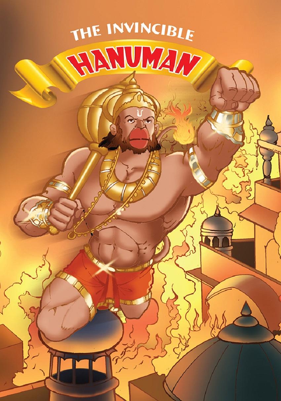 The Invincible Hanuman