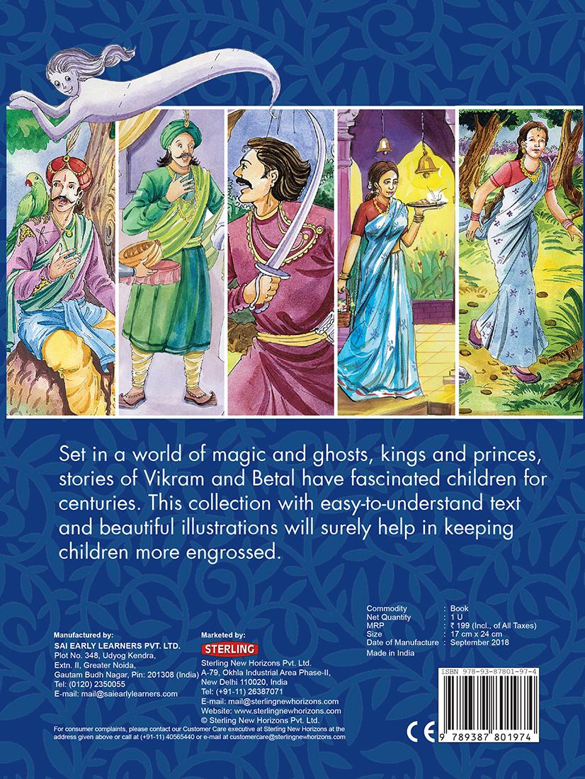 Vikram & Betal Stories