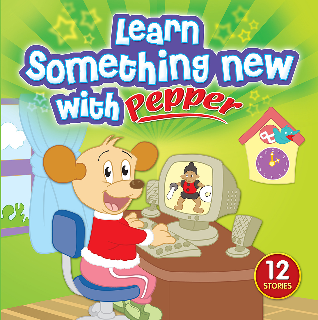 Learn Something New with Pepper