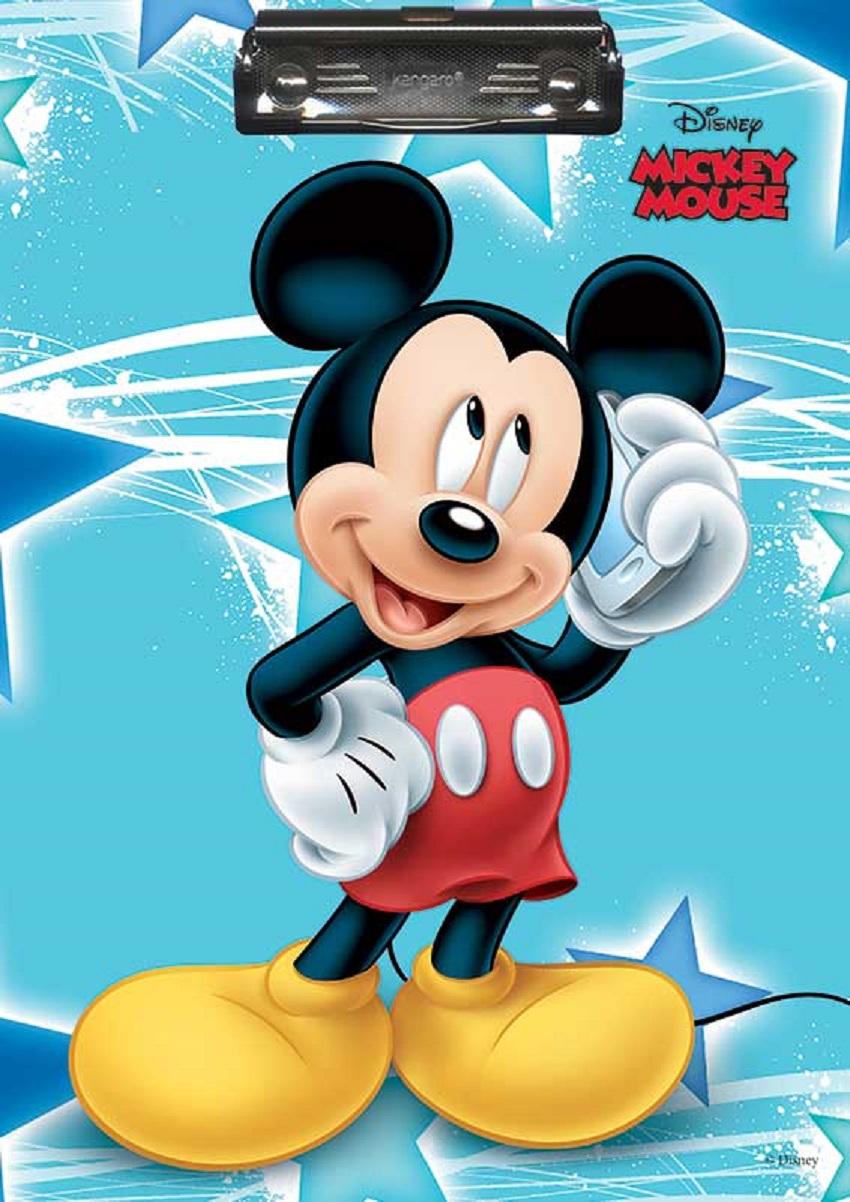 Disney Mickey Mouse Clipboard