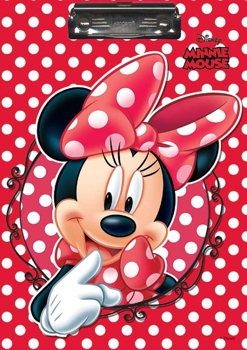 Disney Minnie Mouse Clipboard