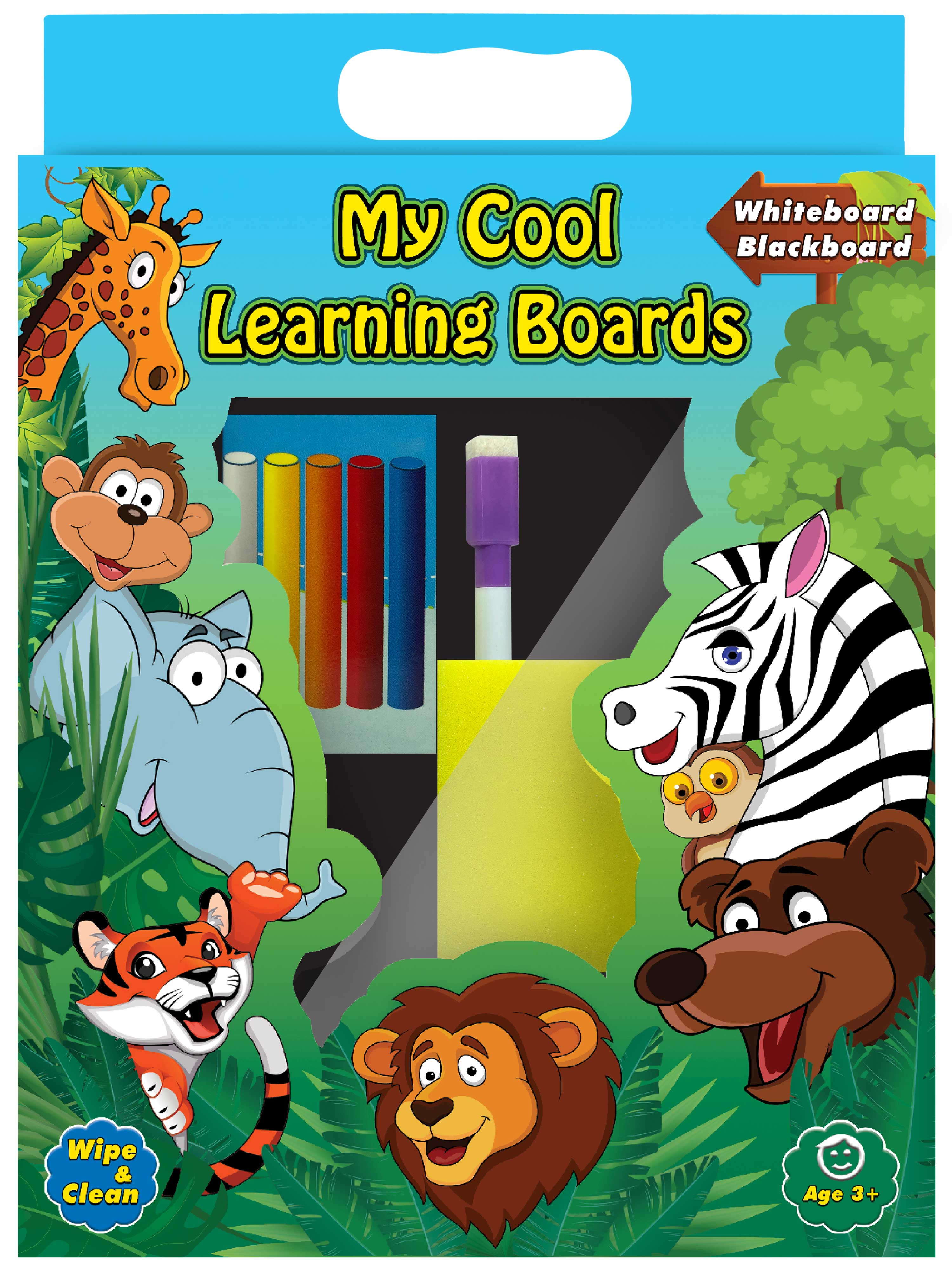 My Cool Learning Boards