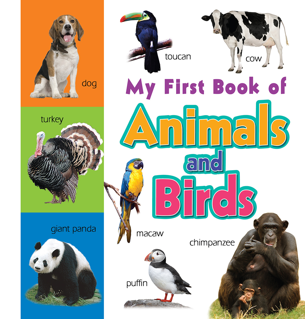 My First Book of Animals and Birds