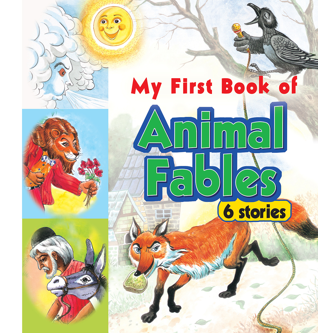 My First Book of Fables front