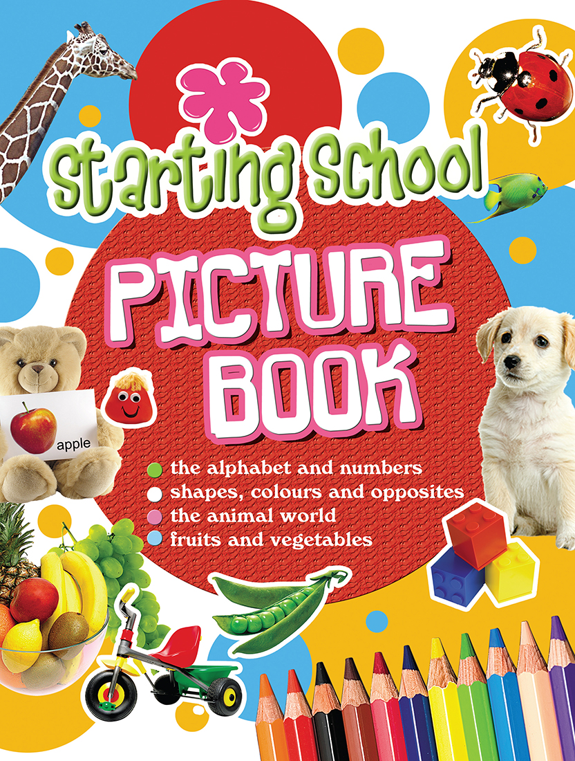 Starting School Picture Book