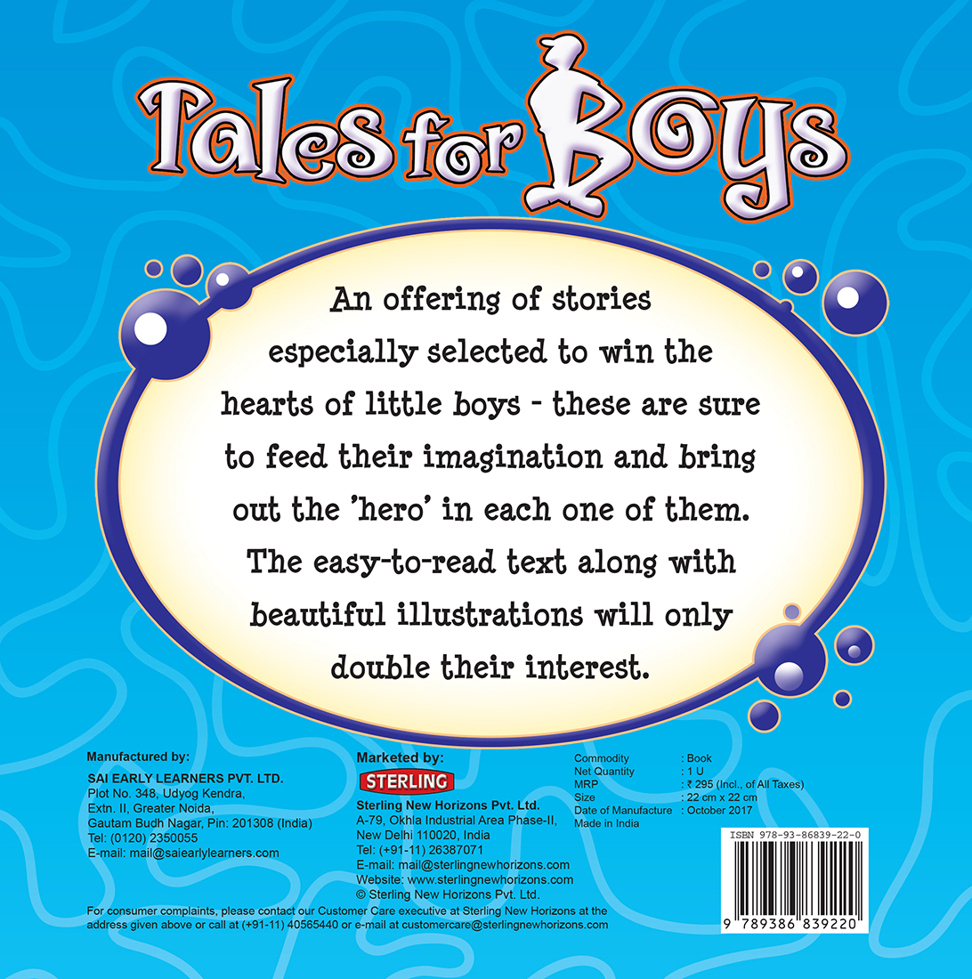 Tales For Boys